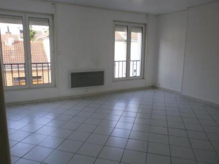 Location Appartement 2 pièces Vitry-le-François (51300) - hyper centre