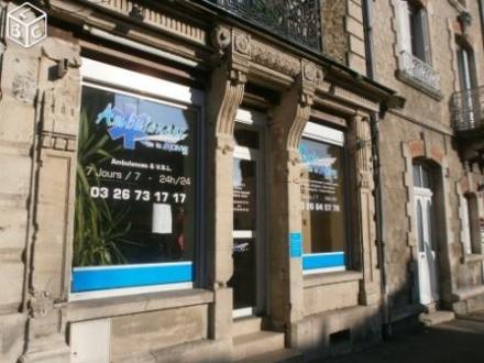 Location Boutique 1 pièces Sermaize-les-Bains (51250)
