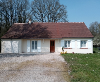 Location Maison avec jardin 4 pièces Fougères-sur-Bièvre (41120)