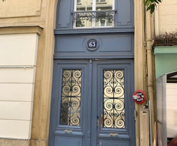 Location Appartement 2 pièces Paris 10ème arrondissement (75010) - PARIS GARE DE L'EST