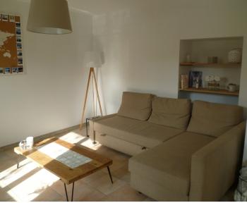 Location Maison avec jardin 3 pièces Pernes-les-Fontaines (84210)