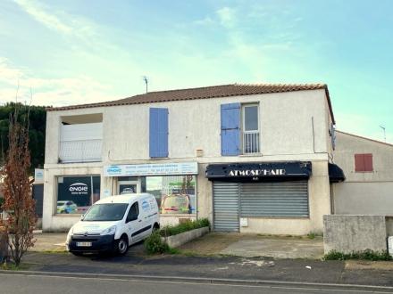 Location Local commercial 3 pièces Béziers (34500) - rue de l'Olivette