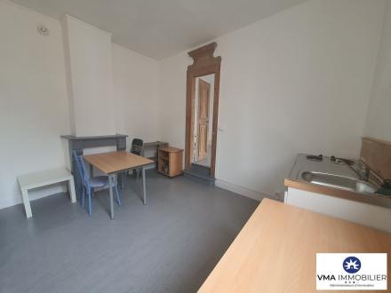 Location Appartement 2 pièces Valenciennes (59300) - CENTRE VILLE
