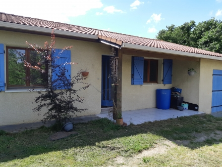 Location Maison 4 pièces Mazères (09270)